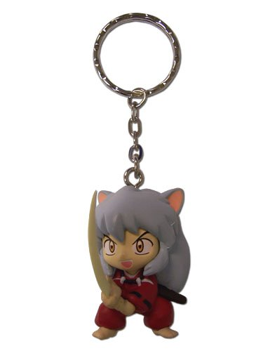 Great Eastern Entertainment Inuyasha SD 3D Keychain