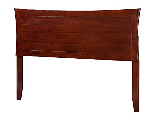 Atlantic Furniture AR290834 Metro Headboard, Full, Walnut ()