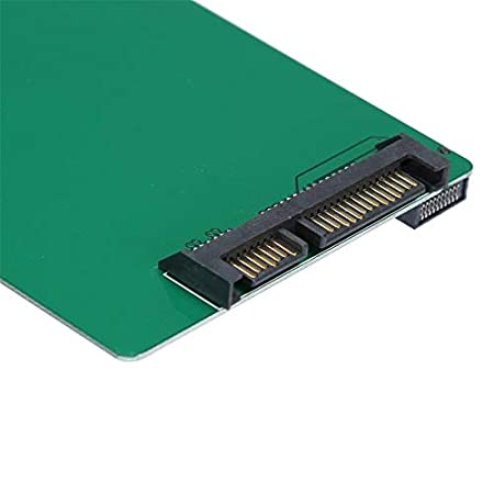 Computer Cables Reliable Adapter Card to 2.5 sata for WD5000MPCK WD5000M22K WD5000M21K Cable Length Green