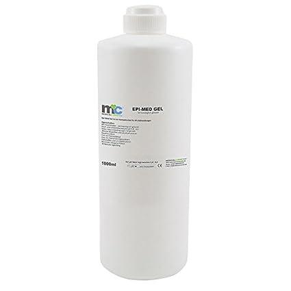 Gel epimed, gel de contacto para depilación l&aacute ...