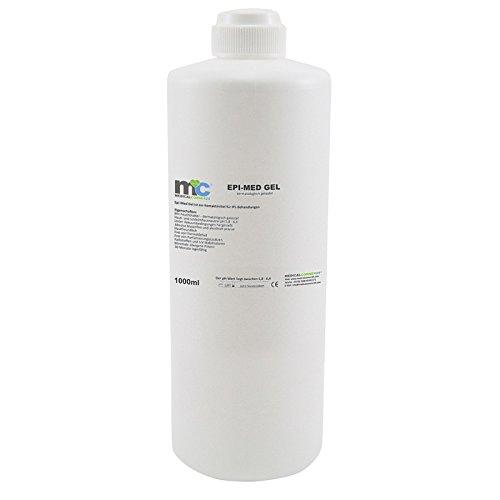 IPL Gel Epimed, IPL Kontaktgel für Laser-Haarentfernung , 1.000 ml