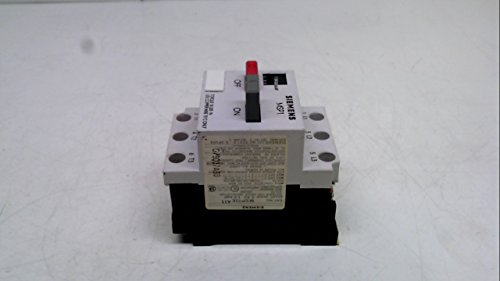 Siemens Manual - Siemens Msp10e-A11, Manual Starter, Power Range: 0.63-1.0 Amps Msp10e-A11