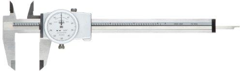 Sharpe Dial Caliper (Brown & Sharpe 05.20002 Dial Caliper, 0 to 6