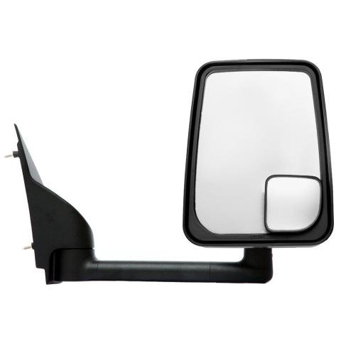 Velvac 714562 RV Mirror, Chevy G3500/Express & GMC Savana Vans and Cutaways, 17.5 inch Arm - Passenger Side, Standard Head