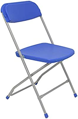 Piqueras Y Crespo (PIQU7) Pack 5 sillas Plegables Viveros Azul ...