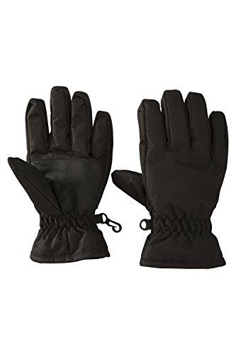 Mountain Warehouse Kids Ski Gloves - Snowproof Ski Mittens, Elastic Cuffs,...