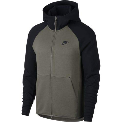 Nike M NSW TCH FLC FZ – Felpa, Uomo