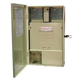 Intermatic T40000R4 Timer Switch Load Center w/GCFI In Outdoor Enclosure by Intermatic