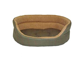 Danish Design Hunter Tweed Slumber 18 Inch cama para perro: Amazon.es: Jardín