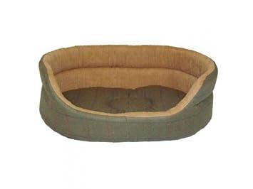 Diseño danés Hunter monopolizar Slumber 53,34 cm cama del perro: Amazon.es: Jardín