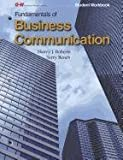 Fundamentals of Business Communication, Sherry J. Roberts and Terry Roach, 1605254738