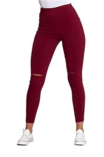 Jeans Lm5332 Divadames Jeans wine Divadames Donna Donna 7w1xtxn6Xq