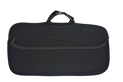 Blue ELF Black Color Soft Neoprene Sleeve Carrying Travel...
