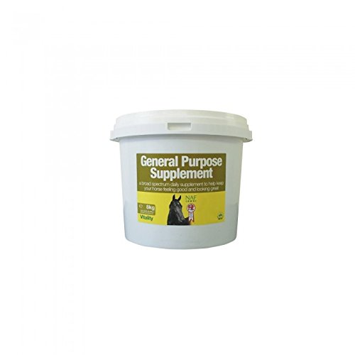 NAF General Purpose Supplement (18lb) (May Vary) by NAF