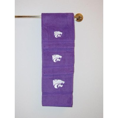 (Kansas State Wildcats 3 Piece Bath Towels)