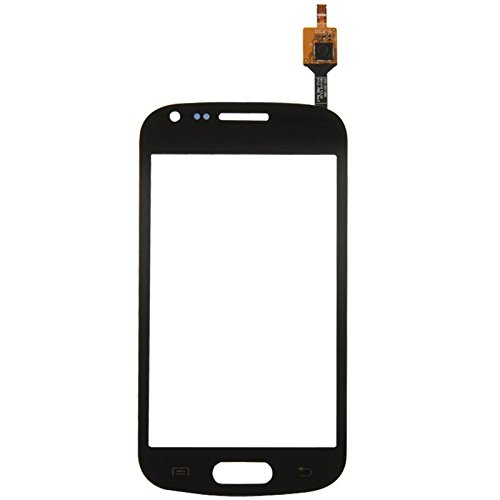 Bjyumei Touch Panel for Samsung Touch Panel for Galaxy Galaxy S Duos 2 / S7582(Black) (Color : Black)