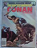 The Savage Sword of Conan: The Barbarian (Vol. 1, No. 85)