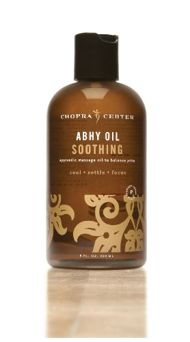 Chopra-Center-Massage-Oil-Soothing-ABHY-Oil-8oz-Bottle-Made-with-BEST-Organic-and-Essential-Oils-to-Cool-Settle-and-Focus-the-Mind-Body-Professional-Ayurvedic-Oil-to-Balance-Pitta