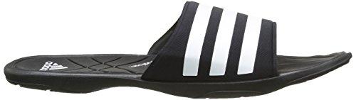 adidas Adipure Cf - Chanclas Hombre Negro (Negbas / Ftwbla / Gritra)