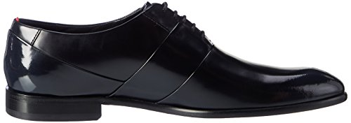Hugo Dressapp_oxfr_bost 10199049 01, Oxfords Uomo nero