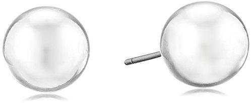 UPC 604989040806, Anne Klein Silver Tone Stud Earrings