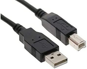 USB cable for Epson WORKFORCE WF-2530