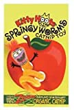 Fat Cat Springy Worms Assorted