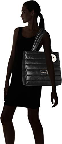 Mujer Moschino Borsa Negro Love Pu Totes nero Bolsos vTxPq6