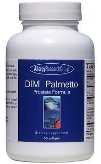 Allergy Research Group Dim Palmetto Prostate Formula 60 Sgels (Allergy Research Group Dim)