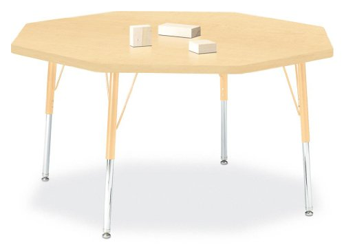 Berries Octagon Activity Table - Prism - Childrens Table Activity Octagon