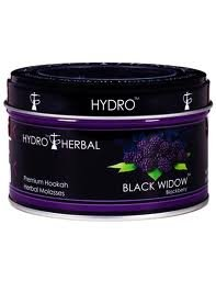 Hookah Tobacco 250g Jar - Hydro Herbal 250g Blackberry Hookah Shisha Tobacco Free Molasses