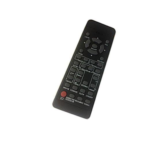 4EVER Replacment remote control for Hitachi CP-SX635 CP-WX645 HCP-70X HCP-76X HCP-75X projector by 4EVER E.T.C