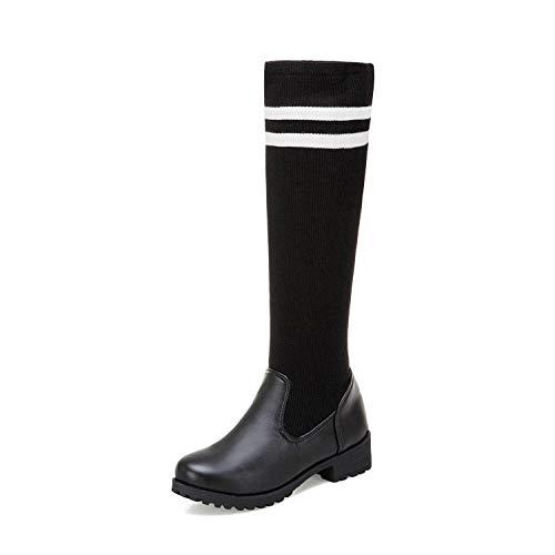 Basso Boots Scarpe Tacco Donna Con Da Women's Black 7wFqnxBB