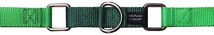 1'' LG Freedom No-Pull Harness ONLY Available in 18 Colors- Direct from Inventor (Neon Green w/Kelly Green Loop)