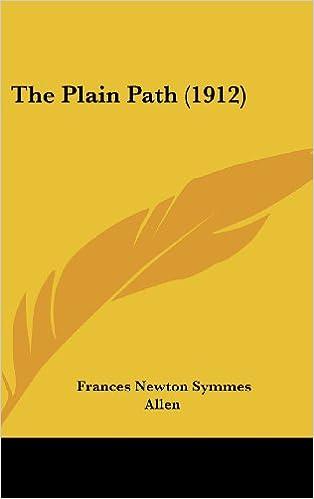 The Plain Path (1912)
