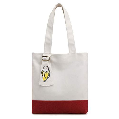 Moda Nuova Per Di Borsa Da Shopping Il Tempo Violet Tracolla Libero A Donna Gwqgz Bag Blu Tela Mano 7znq4dnY