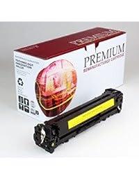 "<span class=""a-offscreen"">[Sponsored]</span>HP 128A CE322A Reman Yellow Toner 1.3K PR"