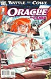 Oracle the Cure, No. 1 (Battle for the Cowl)