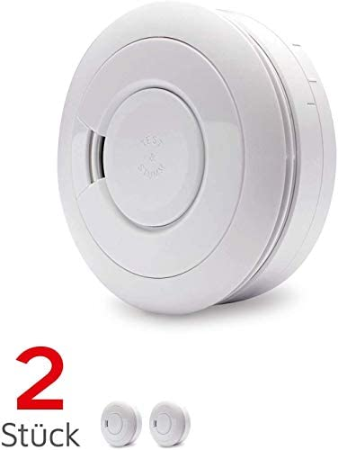 1er Ei Electronics Rauchmelder Ei650W Magnetolink