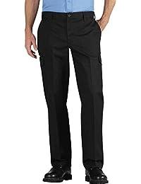 Dickies - LP537 Mens Industrial Cargo Pants, 46W x UU, Black