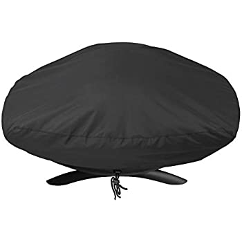 Weber 7110 Grill Cover Fits Q100 /& 1000 Series Gas Grills