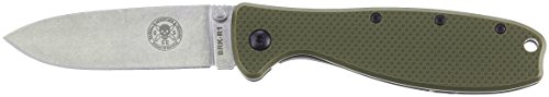 Blue-Ridge-Knives-Olive-DrabStonewash-Zancudo-Framelock-Folder