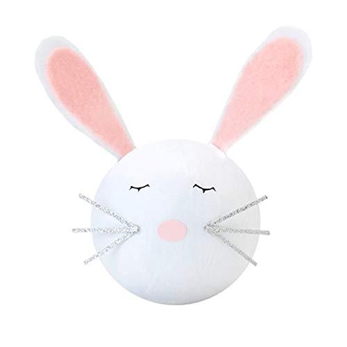 TOPS Malibu Deluxe Surprize Ball Bunny with Felt Ears 4