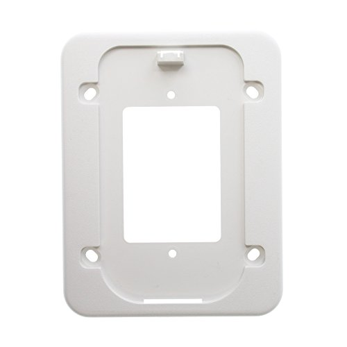 System Sensor BBSW SpectrAlert Advance Alarm Wall Mount Back Box Skirt by System Sensor (Image #1)
