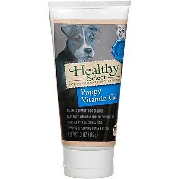 Healthy Select Puppy Vitamin Gel, My Pet Supplies