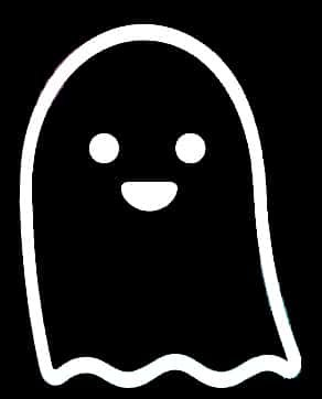 [Pacman Ghost Decal Vinyl Sticker|Cars Trucks Vans Walls Laptop| White |5.5 x 4 in|LLI161] (Fever Hole In One Costumes)