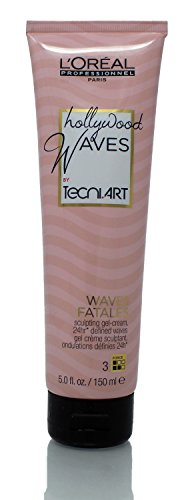 L'Oreal Professionnel Tecni Art Waves Fatales Gel-Cream