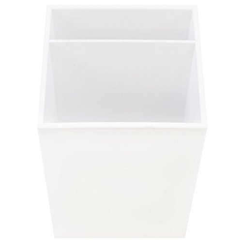 JAM Paper Pen Holder - White - Sold Individually Photo #2