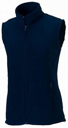 Gilet Fleece Navy French Color Jerzees Size Colours Outdoor XS Ladies wC4PWIBq