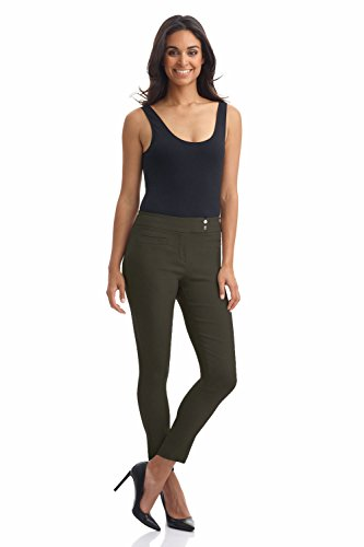 Green Ankle Pants - 2
